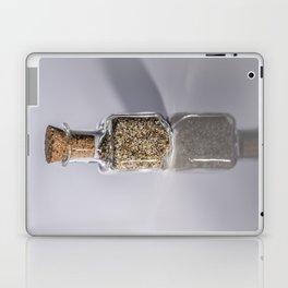 Beach Sand in a bottle Laptop & iPad Skin