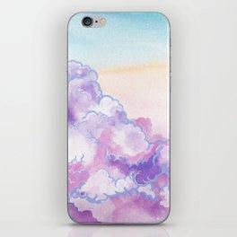 Dawning: Clouds iPhone Skin