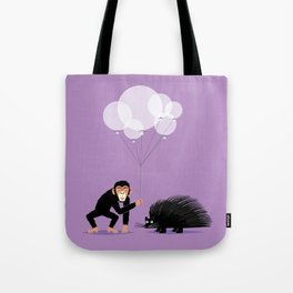 The Inappropriate Gift  (colour variation) Tote Bag