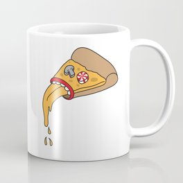 pizza puke Coffee Mug