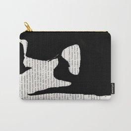 Coricata nera Carry-All Pouch
