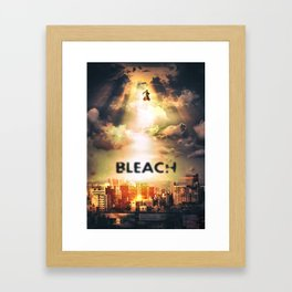Bleach: The Day I Became a Shinigami Framed Art Print