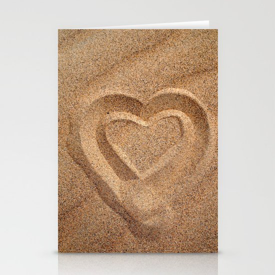 Two Hearts as One Stationery Cards