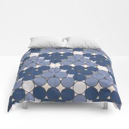 Dodecagon Constellation Comforters
