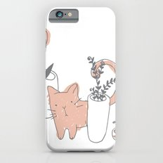 Fatty cat Slim Case iPhone 6s
