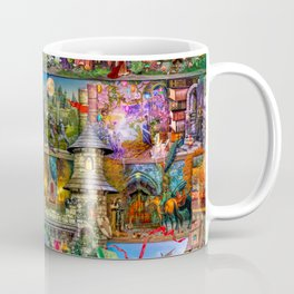 Once Upon a Fairytale Coffee Mug