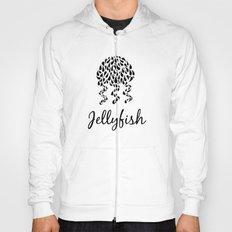 Jellyfish B&W Hoody