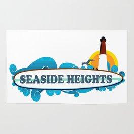 Seaside Heights - New Jersey. Rug