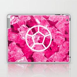 Rose Quartz Candy Gem Laptop & iPad Skin