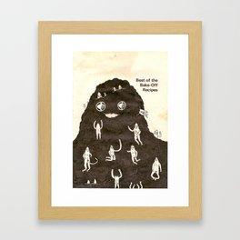 Best of the Bake-Off Framed Art Print