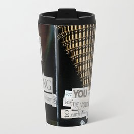 Money for Power Print Travel Mug