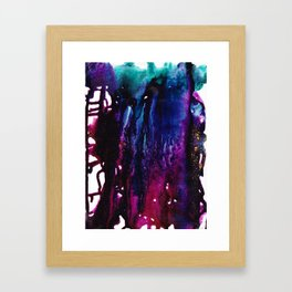 Galactic Framed Art Print