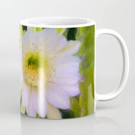 Shy Beauty Coffee Mug