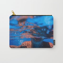 Half under water Carry-All Pouch