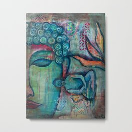 Find It Within Metal Print