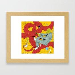 HVMR Framed Art Print