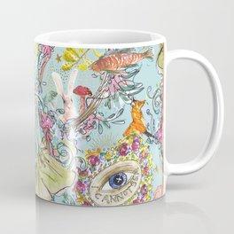 Garden of Eden blue sky Coffee Mug
