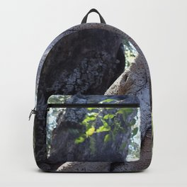 Twisted ficus forest Backpack