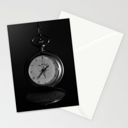 BW - FMA watch Stationery Cards