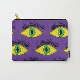 Creepy Eyes Carry-All Pouch