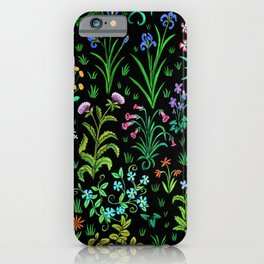 Medieval Spring iPhone Case
