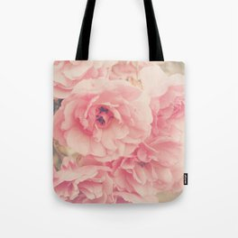 Roses in the Park Tote Bag