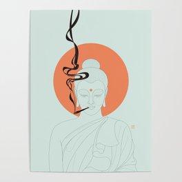 Buddha : Give Peace a Chance! Poster