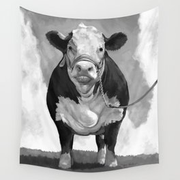 Welcome to the Pasture Wall Tapestry