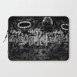 Dark Carousel Laptop Sleeve