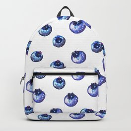Pattern design with blueberries Backpack