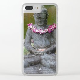 Hawaii #5 Clear iPhone Case