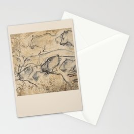 Aurignacian Art Stationery Cards