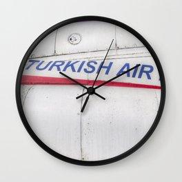 Turkish Air force Logo Wall Clock