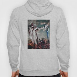 Gravity   Collage Hoody