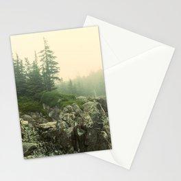 Hiking the Maine Coast Stationery Cards