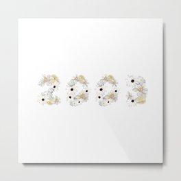 White Flower 2003 Metal Print