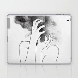 Losing thoughts. Laptop & iPad Skin