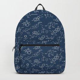 Molecules // Navy Backpack
