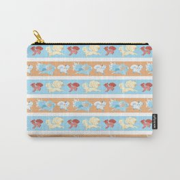 Vulpix and Ninetales Stripe Carry-All Pouch