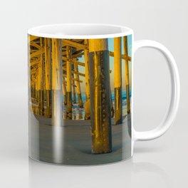 Pier Gull Coffee Mug