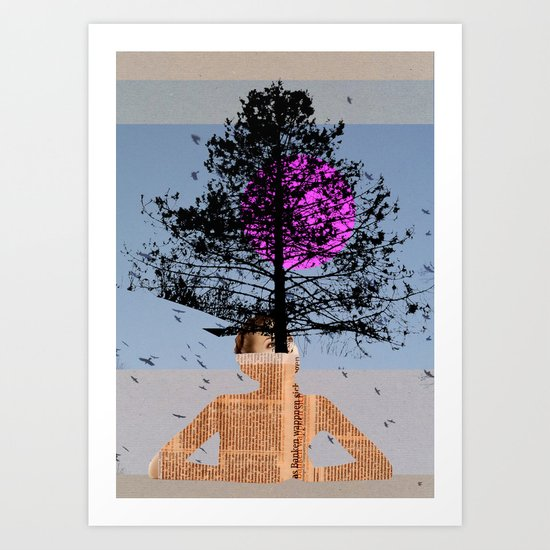 A dream for a lifetime · Mariella Art Print