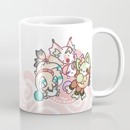 KON BON - QUAD SQUAD Coffee Mug