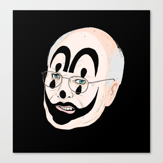 Cheney 2 Dope Canvas Print