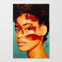 Goldfish #1 Canvas Print