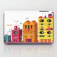 buildings iPad Cases featuring Buildings by Luis Pinto