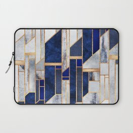 Blue Winter Sky Laptop Sleeve
