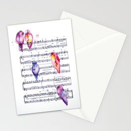 Why Oh Why Can't I? Stationery Cards