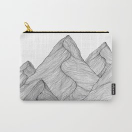 Mounains II Carry-All Pouch