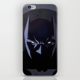 The hero Society6 deserves, but not the one it needs iPhone Skin