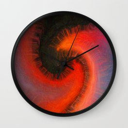 Shamanic Journeys 54 Wall Clock